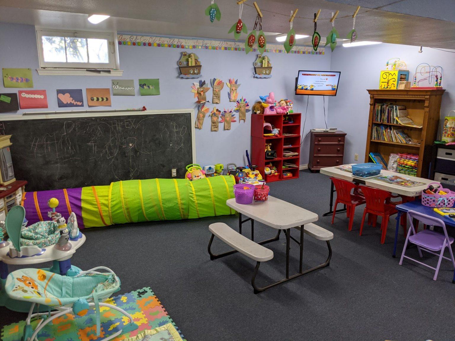 PP Kids area