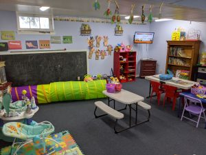 PP Kids area