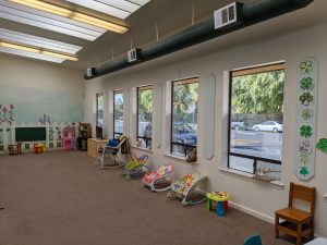 RWH Kids area