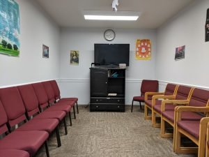 RWH meeting room