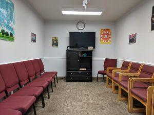 RWH meeting room